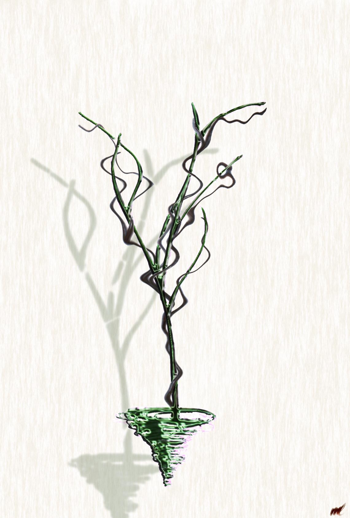 Le huitième arbre