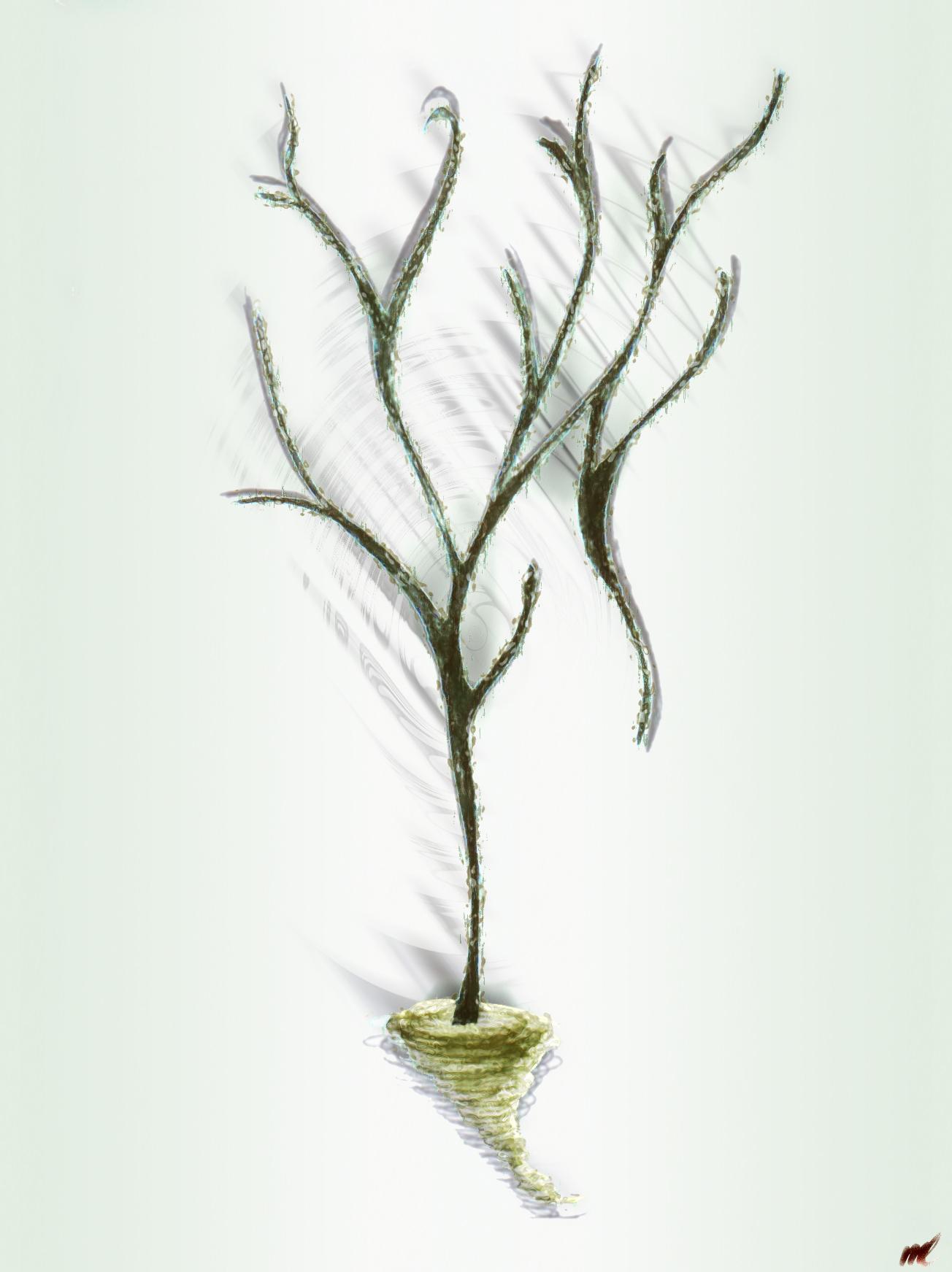 Le troisième arbre